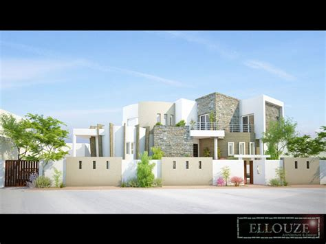 architecture villa moderne gratuit architecture maison tunisienne moderne