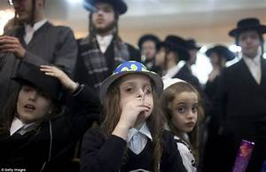 Haredi ultra-orthodox Jewish wedding in Jerusalem | Daily ...