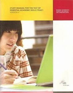Study Manual For The Test Of Essential Academic Skills