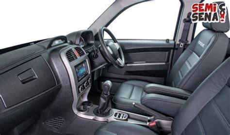 Gambar Mobil Tata Xenon by Harga Tata Xenon Xt Review Spesifikasi Gambar Juni