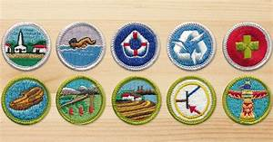how to earn a merit badge