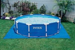 Piscine Tubulaire Hors Sol : piscine jardin hors sol arts et voyages ~ Melissatoandfro.com Idées de Décoration