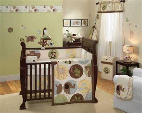 Kinderzimmer Grün Braun by Amazing Safari Themed Nursery For Baby Www Nicespace Me