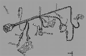 Engine Wiring Harness  01d24