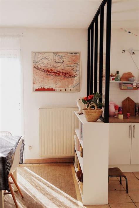 meuble pour separer cuisine salon les 25 meilleures idées de la catégorie separation cuisine
