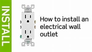 Wall Plug Diagram