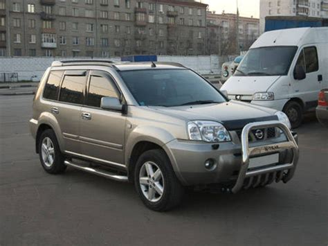nissan trail 2005 nissan x trail pictures
