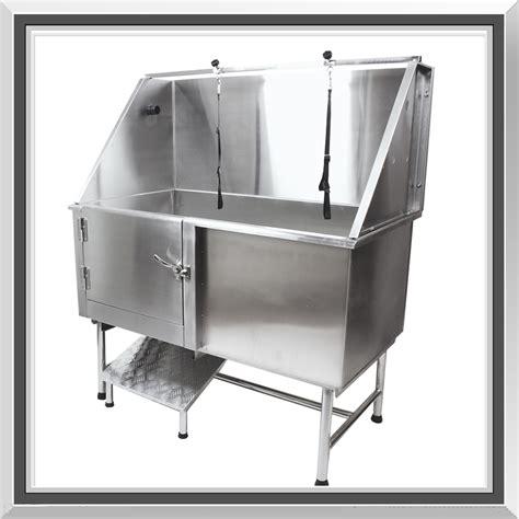groomers tub sale medium professional stainless steel pet
