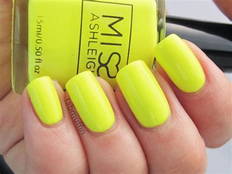 Miss Ashleigh Nail Polish Review And Swatches