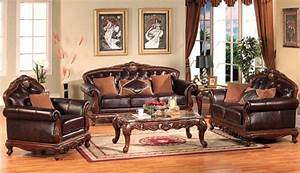 Traditional Living Room Furniture - Traditional - Sofas ...