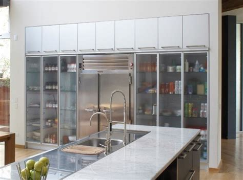kitchen storage cabinets with glass doors 20 beautiful kitchen cabinet designs with glass