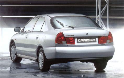 MITSUBISHI Carisma Sedan specs & photos - 1995, 1996, 1997 ...