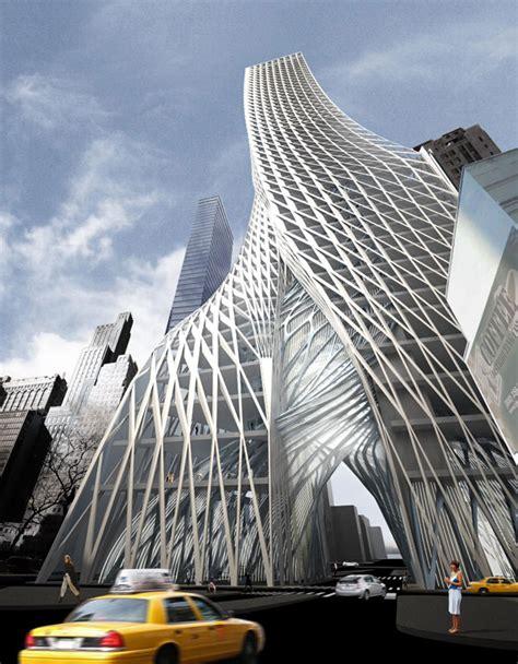 Edgar Street Towers In New York City By Iwamotoscott