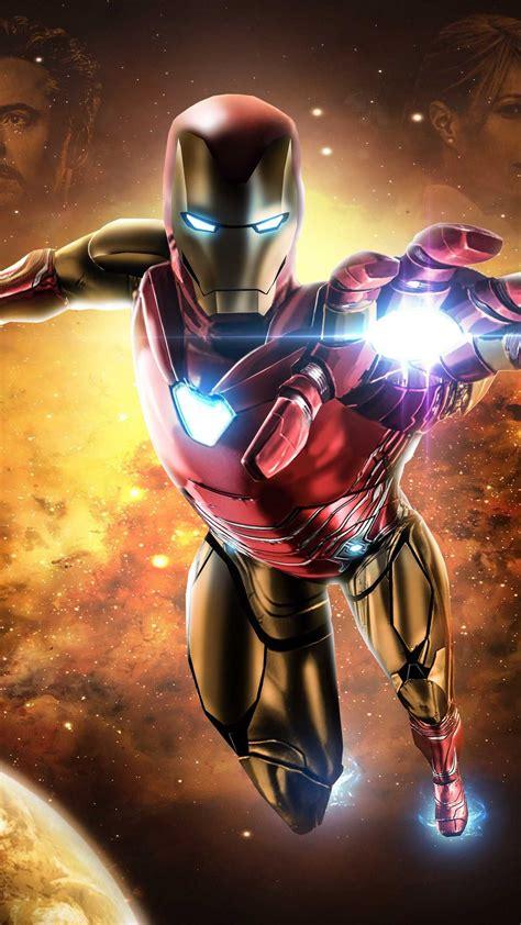 Iron Man Endgame 85 Wallpapers - Wallpaper Cave