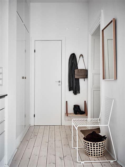Ideen Ablage Flur by Mooi En Klein Scandinavisch Appartement Met Groen Grijze