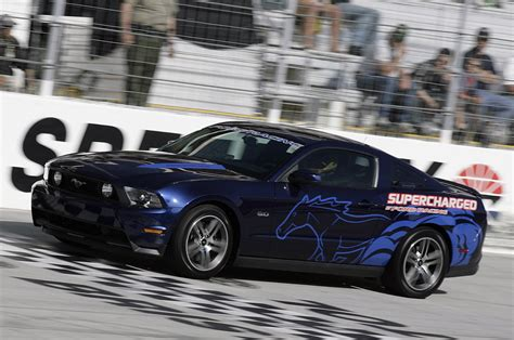 2011 Mustang Gt Becomes Fastest Production Car News