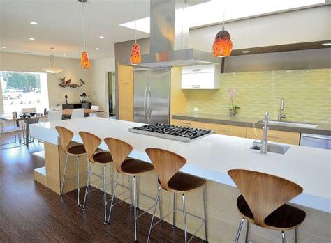 mid century modern   budget midcentury kitchen