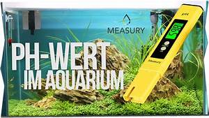 Ph Wert Messen Ohne Teststreifen : ph wert im aquarium messen measury messger t review garnelentv youtube ~ Orissabook.com Haus und Dekorationen