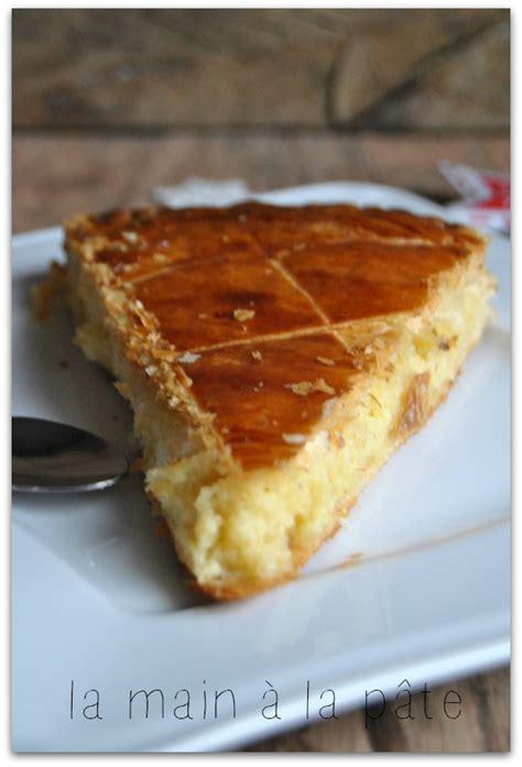 recette galette de pates galette des rois 224 la frangipane recette de cyril lignac