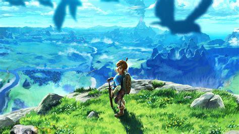 Wallpaper The Legend Of Zelda Breath Of The Wild 2017