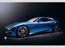 Maserati Alfieri Shooting Brake Is One Hot Ride Carscoops