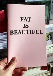 Fat is Beautiful   Microcosm Publishing
