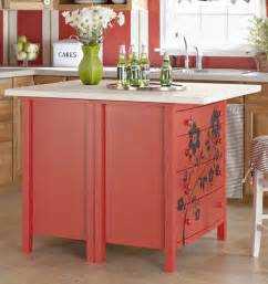 simple kitchen island dishfunctional designs fresh ideas for repurposing dressers