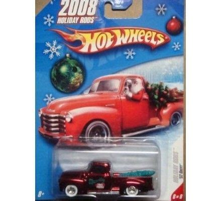 image detail  mattel hot wheels holiday hot rods
