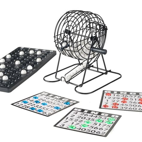 home bingo complete set