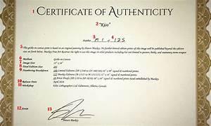artist certificate of authenticity template - what is a certificate of authenticity how to create art