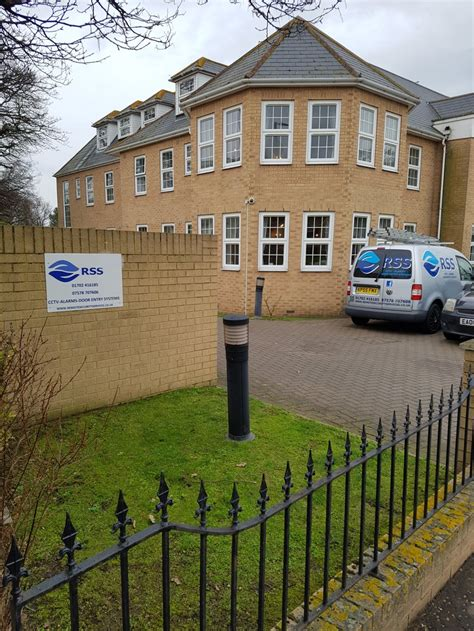 Extra Security For A Residential Care Home In Leigh On Sea