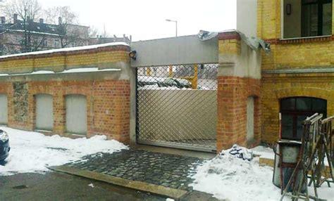 Garage In Taucha by Stahlbetonbau Leipzig Tiefgarage Domoplan Bau Taucha
