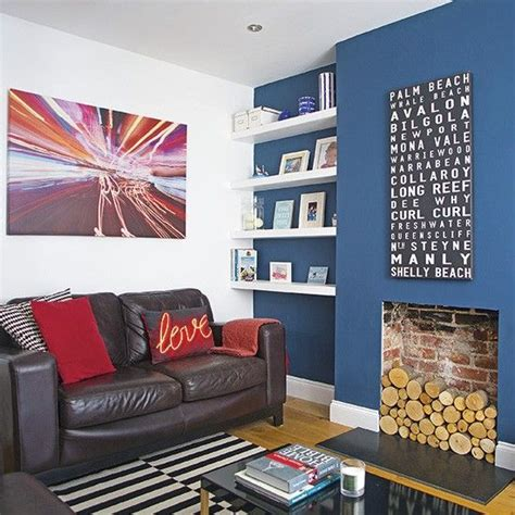 living room with dark blue feature wall living 2 0 in