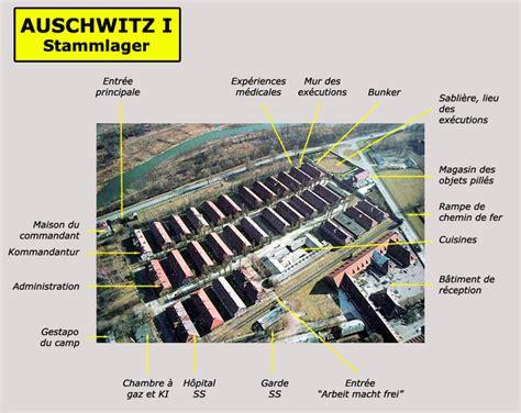 auschwitz c de concentration nazi
