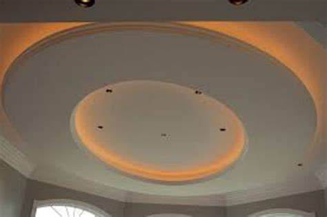 Circular Tray Ceiling Backlight