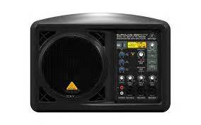 behringer b 207 mp 3 ลำโพง active 150 watt 6 5 quot pa monitor speaker system with mp3 player