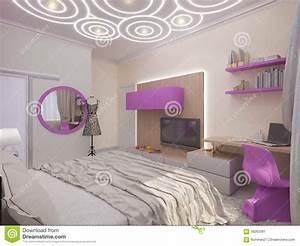 Couche Pour Ado Fille : cuisine chambre coucher moderne pour la fille photos ~ Preciouscoupons.com Idées de Décoration