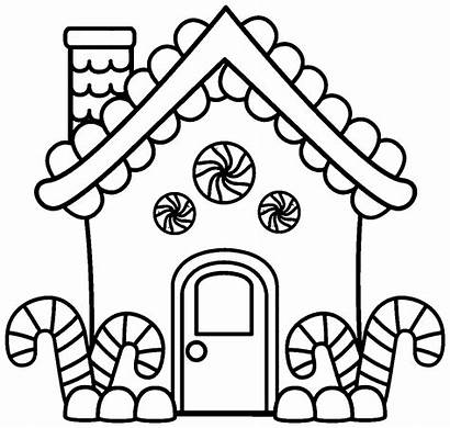 Coloring Gingerbread Wecoloringpage
