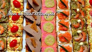 Idée Toast Apéro : id es de toast et canap s ap ritif petits plats entre amis ~ Melissatoandfro.com Idées de Décoration