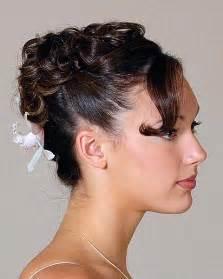 coiffure de mariage cheveux court coupe de cheveux court pour mariage coiffure mariage avec natte arnoult coiffure