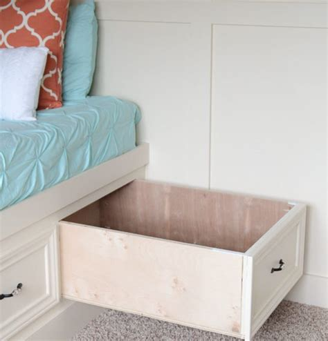 creative ideas   stylish diy underbed