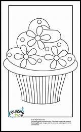 Cupcake Coloring Pages Printable Cupcakes Colouring Sheets Template Adult Muffin Birthday Hard Coloring99 Drawings Clipart Kleurplaten Templates Books Zentangle Teamcolors sketch template