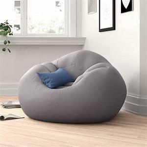 Zipcode, Design, Large, Beanless, Bean, Bag, Chair, U0026, Lounger, U0026, Reviews