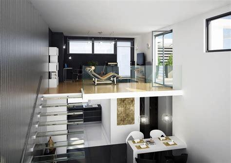7 Inspirational Loft Interiors by 7 Inspirational Loft Interiors 楼梯 Loft Interiors