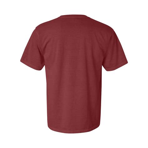 comfort color colors igbok 174 comfort colors 174 t shirt brick igbok 174