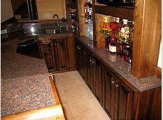 custom wet bar, cabinetry