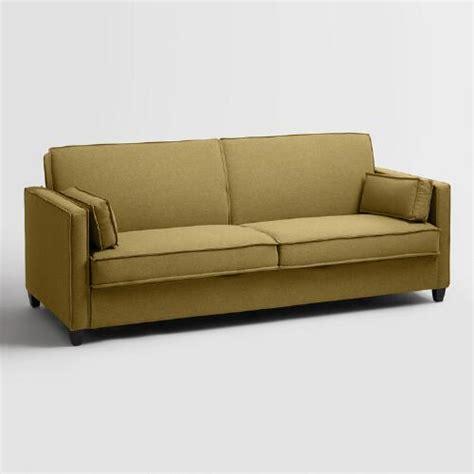 world market sleeper sofa maize nolee folding sofa bed world market