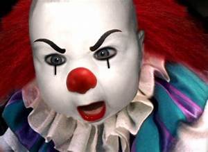 Pennywise CMB   Crazy Mean Baby   Know Your Meme