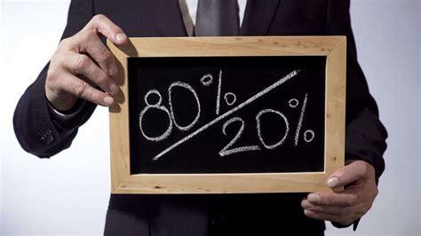 Pareto Prinzip: Mit der 80-20-Regel die Umsätze steigern - Gründer.de
