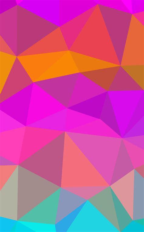 polygen   awesome polygon wallpaper generator